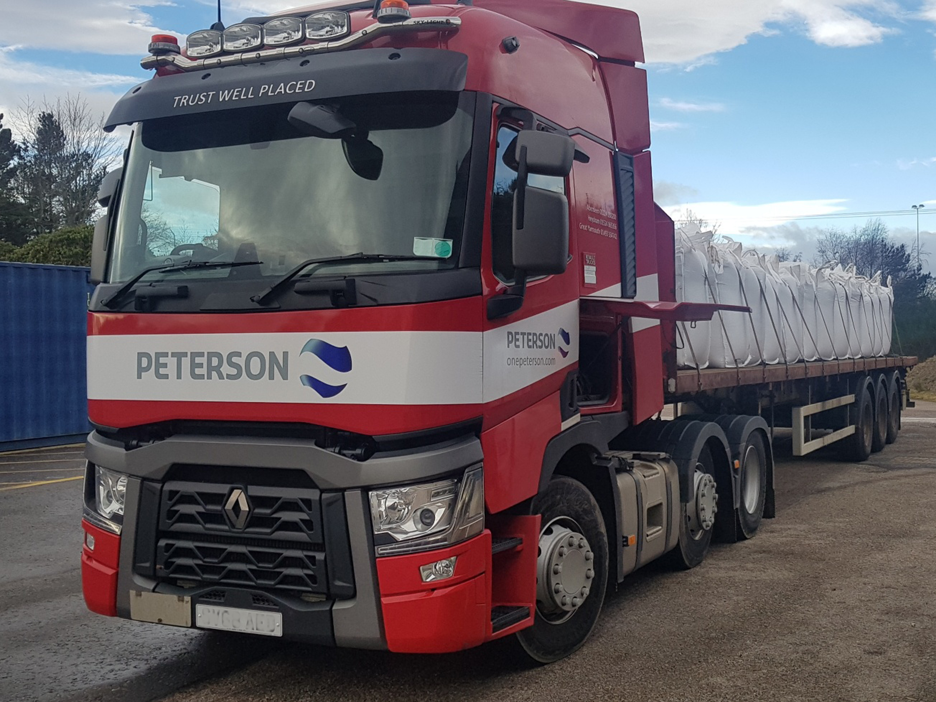 Peterson (UK) Ltd