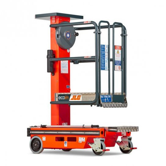 Powertowers EcoLift™ Self-Propelled Access Machine
