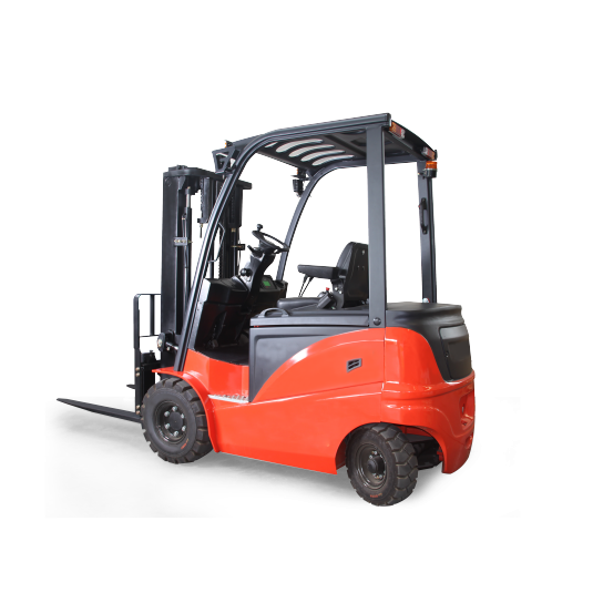 4-Wheel Warehouse+ Electric Forklift Truck