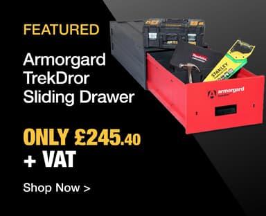 Armorgard Trekdror Sliding Drawer