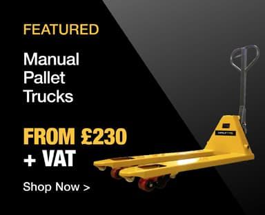 Manual Pallet Trucks