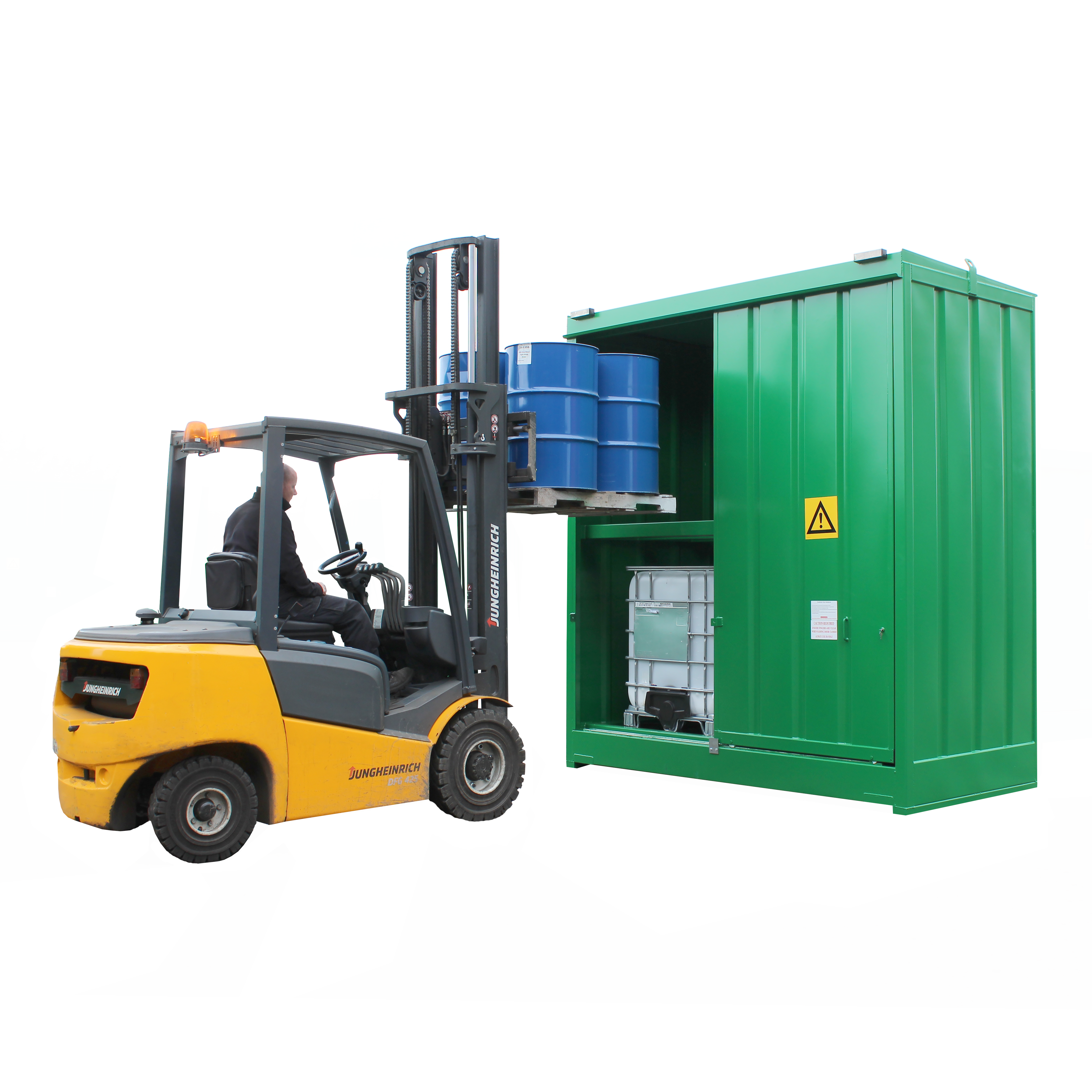 IBC Storage & Lifting