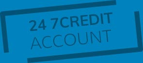 24/7CREDIT ACCOUNT