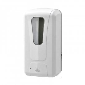 Armorgard Contactless 1L Bulk Fill Antibacterial Gel Dispenser