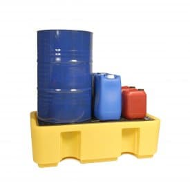 Plastic Bunded Drum Spill Pallets