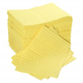 Chemical Spill Pads (Pack of 100)