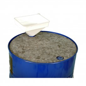 Absorbent Pad Drum Toppers