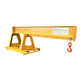 Forklift Mounted Fixed Jibs