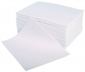Oil & Fuel Spill Pads (Pack of 100)