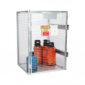 Armorgard TuffCage Collapsible Gas Storage Cage