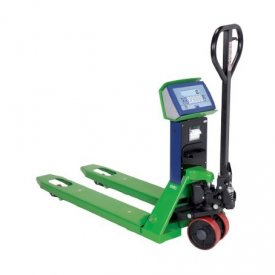 Thermal Printer Heavy Duty Weigh Scale Pallet Trucks