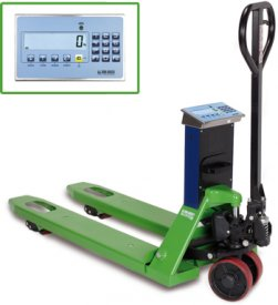 Heavy Duty Weigh Scale Pallet Trucks