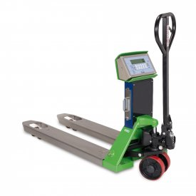 """Hazardous Zone"" Scale Pallet Trucks 2GD"