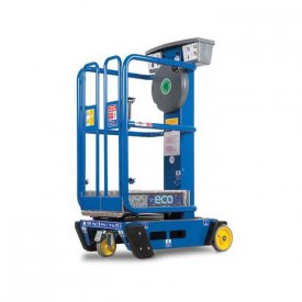 Self-Propelled Access Machines
