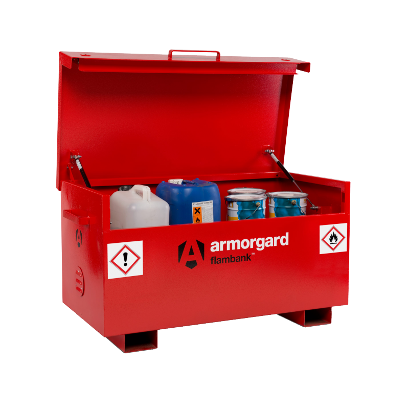 Armorgard Flambank Hazardous Storage Boxes (2021 Model)